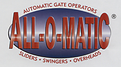All-O-Matic Gate Operator Logo
