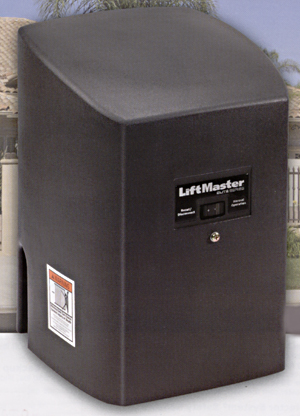 Liftmaster Rsl12v Commercial Residential Sliding Gate Operator