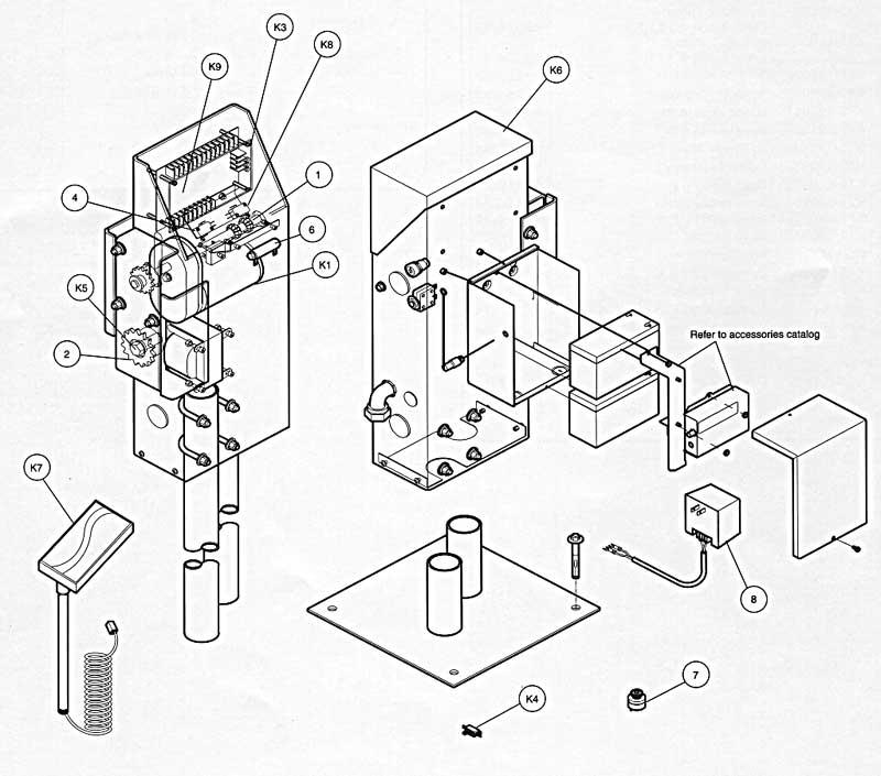 Liftmaster Professional Spare Parts Newmotorjdi Co