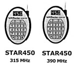 STAR 450 Access Control Receiver